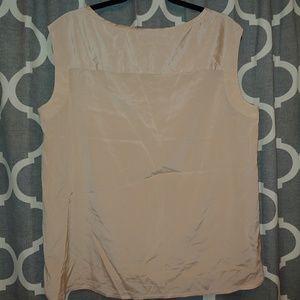 Ann Taylor Tops - Ann Taylor silk blouse
